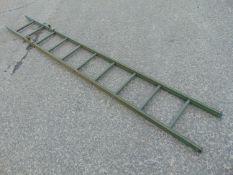 9' Aluminium Ladder