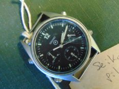 Seiko Pilots Chronograph generation 1