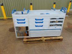 Pair of Sortimo Globelyst Vehicle Storage Units