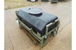 Trailer Mountable Water Tank with Frame