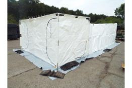 Unissued 8mx4m Inflatable Decontamination/Party Tent