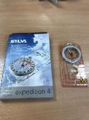 SILVA EXPEDITION 40 COMPASS UNISSUED