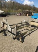 AIRCRAFT/HELICOPTER SPPORT TROLLEY X 2