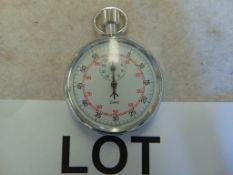 Rare 60 Sec Royal Navy (0552) Stop watch Working order