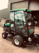 DIRECT UK GOVT. CONTRACT 2012 RANSOMES HR300 MOWER 1544 HRS ONLY