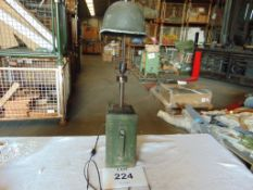 Vietnam US Army Table Lamp