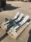 HD GALVANISED SUPPORT FRAMES X 3