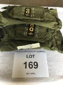 QTY 2 x SAS Low Level Reserve Parachute Pack for display only