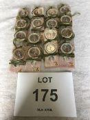 16 x Silva Marching Compasses