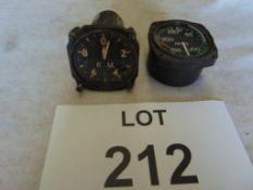 2 x British Aircraft Instruments