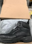 JALLATTE SAFETY BOOTS X 2 PAIRS UNISSUED
