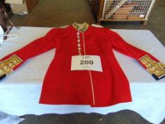 V Rare Grenadier Guards Tunic with all buttons Etc