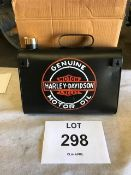 HARLEY DAVIDSON FUEL/OIL CAN NEW UNUSED