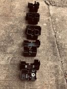 QUANTITY 5 SETS SA 80 TYPE VEHICLE WEAPON MOUNT KITS