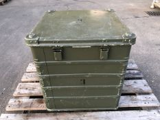 Zarges Box. Aluminium storage box.