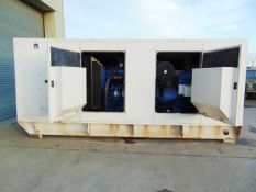 FG Wilson P500P2 500 KVA Silent Containerised Perkins Diesel Generator ONLY 1406 Hours!
