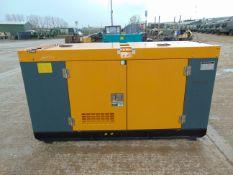 UNISSUED 70 KVA 3 Phase Silent Diesel Generator Set