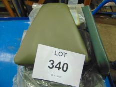 SEAT PADS, BASES ETC X 5- UNISSUED
