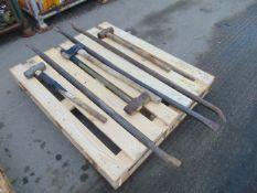 Mixed Hammers, Breaker Bars, Axe etc