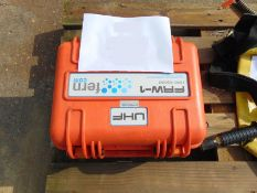 Fire and Rescue Service a Fern Lightweight FRW-1 UHF 400-440 MHz Portable Repeater