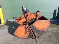 Kinshoffer 800mm Wide Clamshell bucket