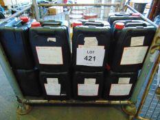 10 x Unissued 20L Sealed Drums of Texaco Havoline XLI Corrosion Inhibitor