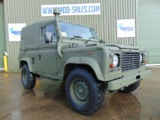 Land Rover Wolf 90 Hard Top with Remus upgrade ONLY 87,046km!