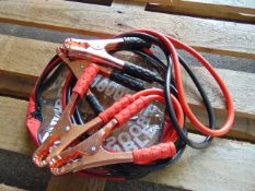UNISSUED Heavy Duty 100AMP Booster Jump Start Cables