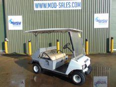 Club Car Turf 1 Petrol Golf Buggy ONLY 730 Hours!