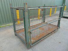 Heavy Duty Metal Stackable Stillage / Post Pallet