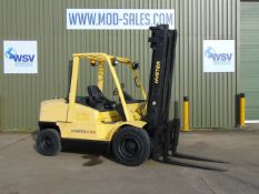 Hyster H4.50XM Forklift ONLY 5,025 HOURS!