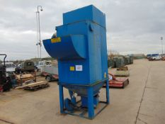 Industrial Dust Extractor and Filter Assembly suitable for Fibreglass sanding, Wood cutting etc etc