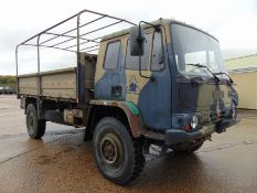 Left Hand Drive Leyland Daf 45/150 4 x 4 with Hydraulic Winch ( operates Front and Rear )
