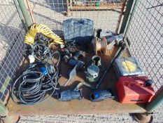 Air Lines, Lights, Jerry Can etc