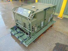 Lister/ Petter 5.6 KVA 240 volt single phase 50 Hz Diesel Generator ONLY 971 Hours!