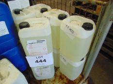 10 x Unissued 20L Sealed Tubs of Cleenol MoD Solvent Detergent