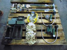 Storage Boxes, Lights, Torches, Ratchets etc