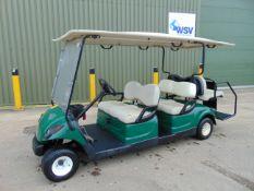 Yamaha YDRA 6 Seater Petrol Golf Buggy / Estate Vehicle