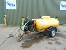 2015 Trailer Engineering 1100 Litre Pressure Washer Bowser
