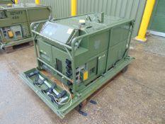 Lister/ Petter 5.6 KVA 240 volt single phase 50 Hz Diesel Generator ONLY 635 Hours!