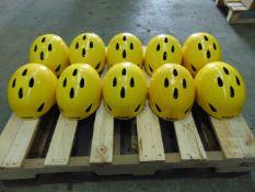 10 x Climbing-White Water Rafting-Kayak Safety Helmets