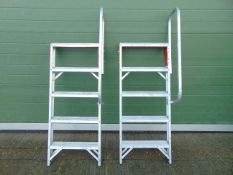 2 x Vehicle Access Ladders