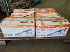 6 x Cordless Pressure Washers as shown