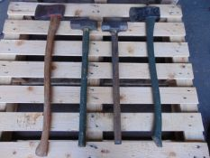 Mixed Hammers & Axes