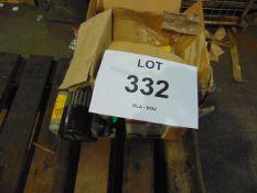 3X AFV MOTOR GEARBOX TRANSMISSION ASSEMBLY