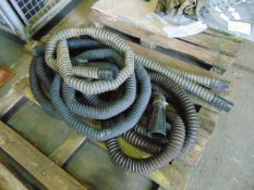 Qty 6 x Land Rover Exhaust Extension Hoses