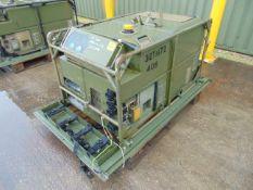 Lister/ Petter 5.6 KVA 240 volt single phase 50 Hz Diesel Generator ONLY 1787 Hours!