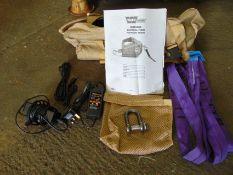 WarnWorks PullzAll Winching Accessories Kit