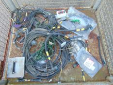 Mixed Power Cables etc