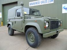 Land Rover Wolf 90 Hard Top with Remus upgrade ONLY 96,979km!